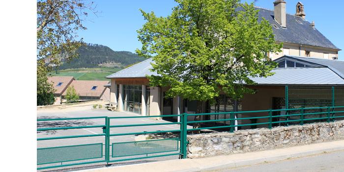 Ecole de Saint-Etienne-Du-Valdonnez