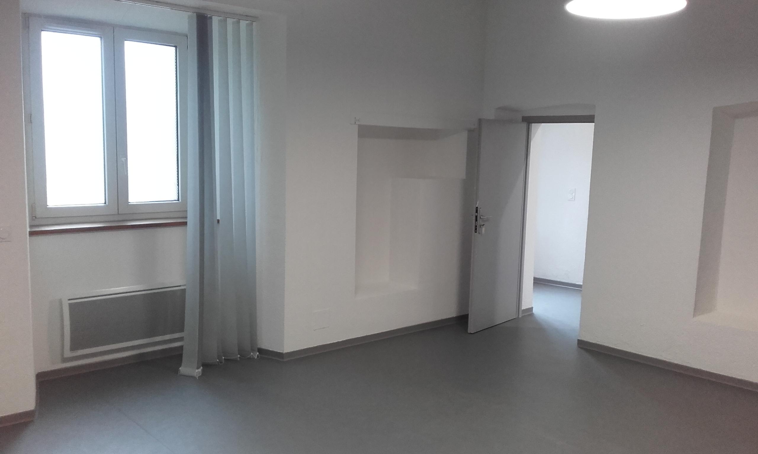 photo local maison médicale RDJ