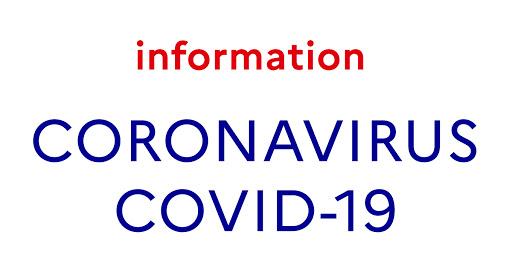 Informations nationales et locales concernant la crise du coronavirus COVID-19